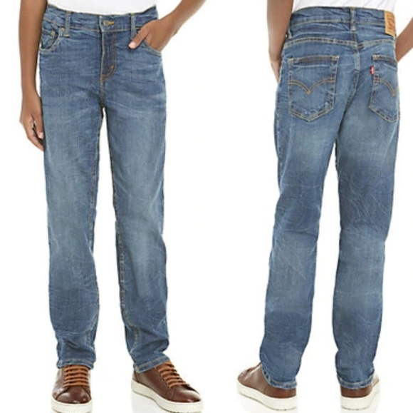 Levi's Other - Levi's 502 Regular Taper Stretch Size 28x28